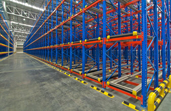 Warehouse Racks & Shelving